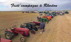 Festi'campagne à Rhodon