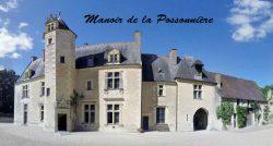 Manoir de la Possonnière : la maison natale de Pierre de Ronsard